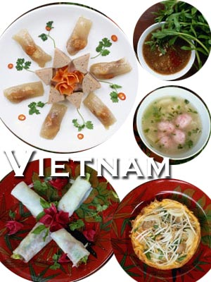 Vietnamese Food Recipe