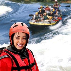 White Water Rafting Holidays