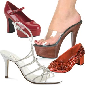 Wide Width Shoes for Women