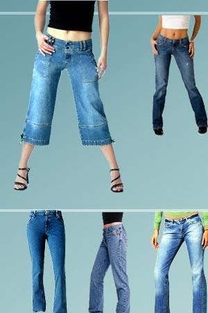 Women Designer Jeans