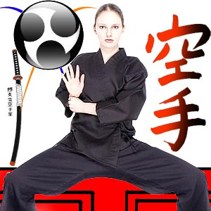 Karate For Women