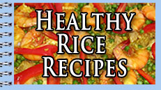 Healthy Rice Recipes for Dinner Ebook